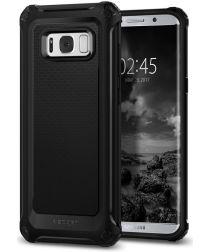 Spigen Rugged Armor Extra Galaxy S8 Plus Hoesje Zwart