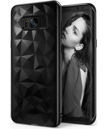 Ringke Air Prism Samsung Galaxy S8 Plus Hoesje Ink Black