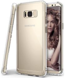 Ringke Fusion Samsung Galaxy S8 Hoesje Clear