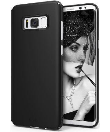 Ringke Slim Samsung Galaxy S8 Hoesje Zwart