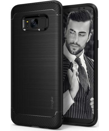 Ringke Onyx Samsung Galaxy S8 Hoesje Zwart