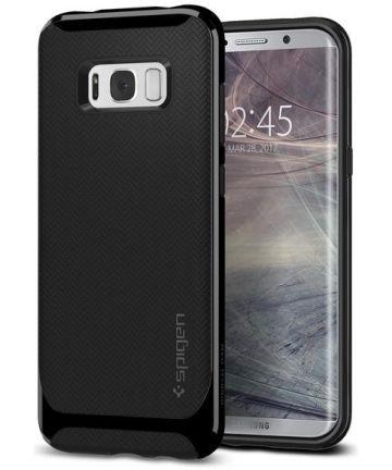 Spigen Neo Hybrid Hoesje Samsung Galaxy S8 Plus Black