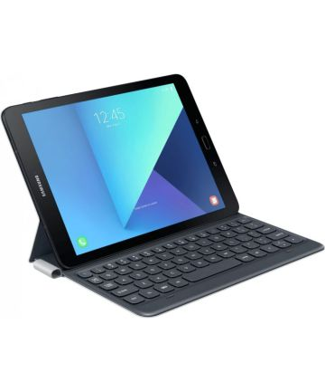 Originele Samsung Galaxy Tab S3 Book Cover Keyboard Wit