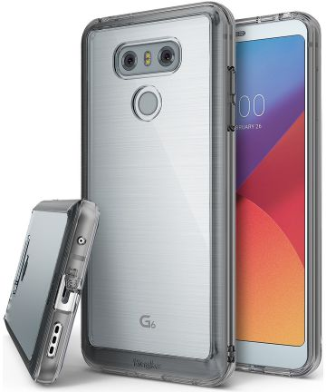 Ringke Fusion LG G6 Hoesje Smoke Black