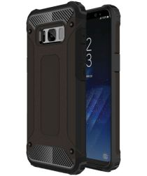 Samsung Galaxy S8 Hoesje Shock Proof Hybride Back Cover