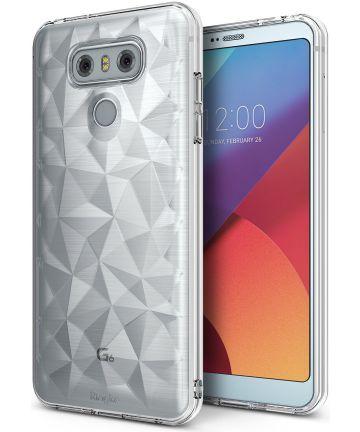 Ringke Air Prism LG G6 Hoesje Transparant Hoesjes