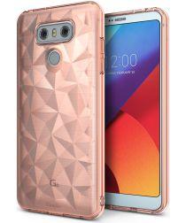 Ringke Air Prism LG G6 Hoesje Rose Gold