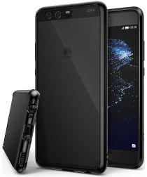 Ringke Fusion Huawei P10 Hoesje Zwart