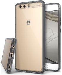Ringke Fusion Huawei P10 Hoesje Smoke Black