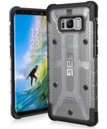 Urban Armor Gear Plasma Hoesje Samsung Galaxy S8 Plus Ice