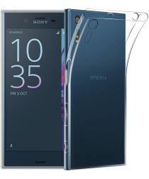 Sony Xperia XA1 Transparant Hoesje