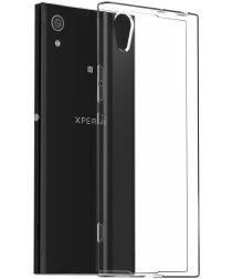 Sony Xperia XA1 Ultra Transparant Hoesje