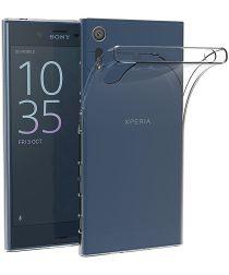 Sony Xperia XZ Premium Transparant Hoesje
