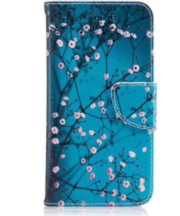 Huawei P10 Lite Portemonnee Hoesje Tree Hoesjes