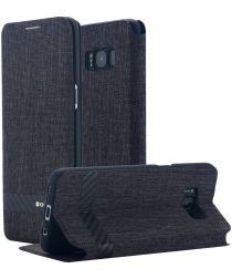 Samsung Galaxy S8 Plus G-CASE met Kaarthouder Zwart