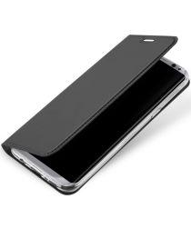 Dux Ducis Samsung Galaxy S8 Premium Bookcase Grijs