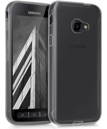 Samsung Galaxy Xcover 4/4s Transparant Hoesje