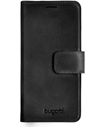 Bugatti Zurigo Portemonnee Hoesje Samsung Galaxy S8 Zwart Hoesjes