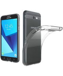 Samsung Galaxy J7 (2017) Transparant Hoesje