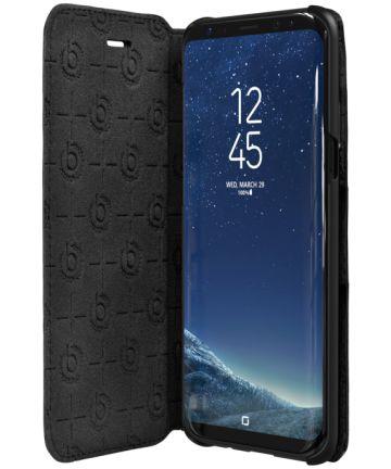 Bugatti Booklet Case Parigi Samsung Galaxy S8 Zwart