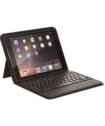 ZAGG Messenger Folio Keyboard Case iPad Air/Air 2/iPad 2017 Zwart