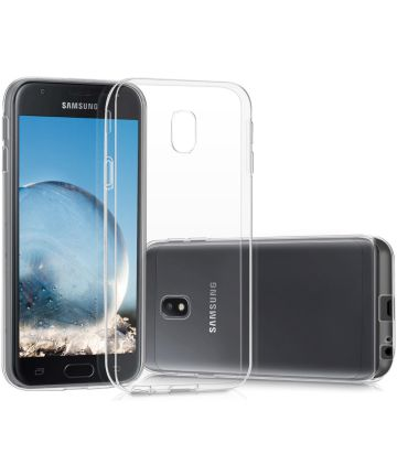 Samsung Galaxy J3 (2017) Transparant Hoesje