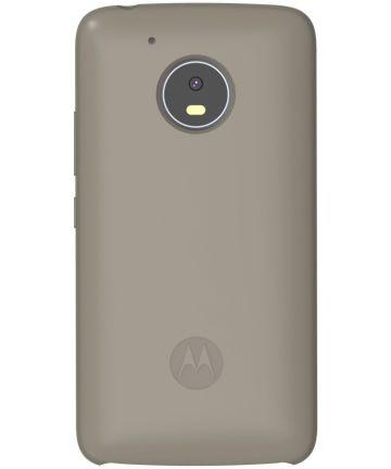 Motorola Moto G5 Silicone Back Cover Gunmetal