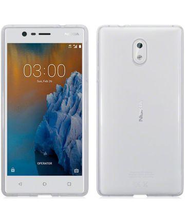 Nokia 3 Transparant Hoesje