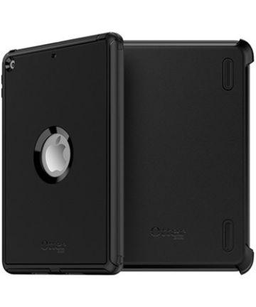 Otterbox Defender Apple iPad (2017) Hoes Robuust met Standaard Zwart