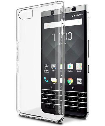 IMAK Crystal II Series BlackBerry KEYone Hoesje Plastic Transparant