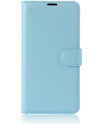 Nokia 3 Portemonnee Hoesje Blauw