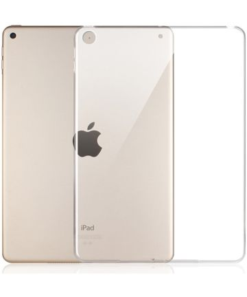 Apple iPad 2017 / 2018 / Air / Air 2 Transparante Hoes Hoesjes