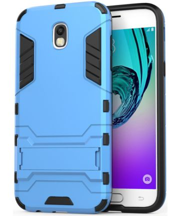 Hybride Samsung Galaxy J5 (2017) Hoesje Blauw