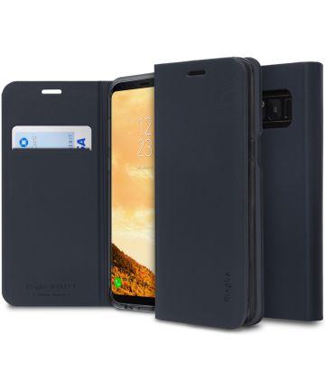 Ringke Wallet Fit Samsung Galaxy S8 Blauw