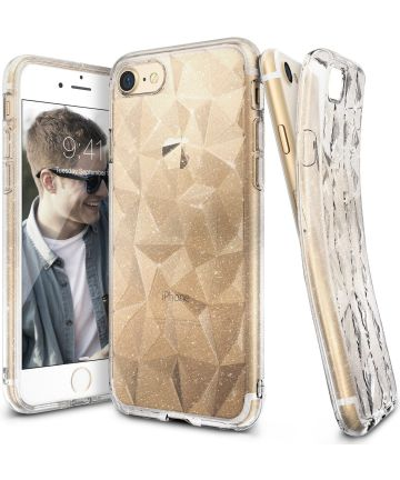 Ringke Air Prism Apple iPhone SE 2020 Glitter Clear