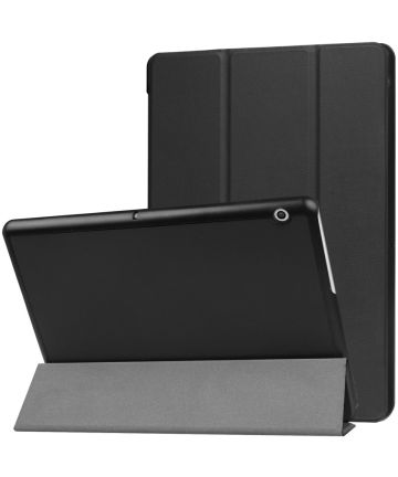 MediaPad T3 (10) Tri-Fold Front Cover Zwart