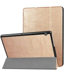 MediaPad T3 (10) Tri-Fold Front Cover Goud