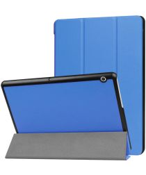 MediaPad T3 (10) Tri-Fold Front Cover Blauw
