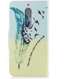 Nokia 5 Book Cases & Flip Cases