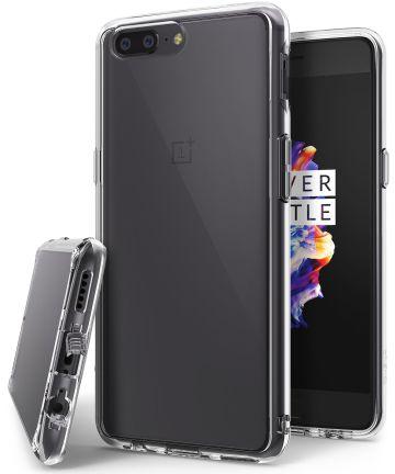 Ringke Fusion OnePlus 5 Hoesje Doorzichtig Crystal View Hoesjes