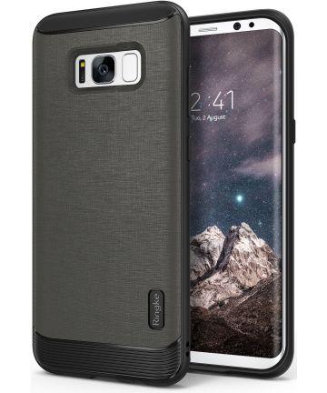 Ringke Flex S Samsung Galaxy S8 Hoesje Grijs