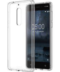 Originele Nokia Hybrid Crystal Case Nokia 5 Transparant