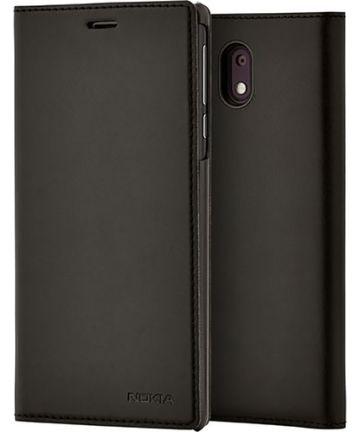 Nokia CP-303 Flip Case Nokia 3 Zwart