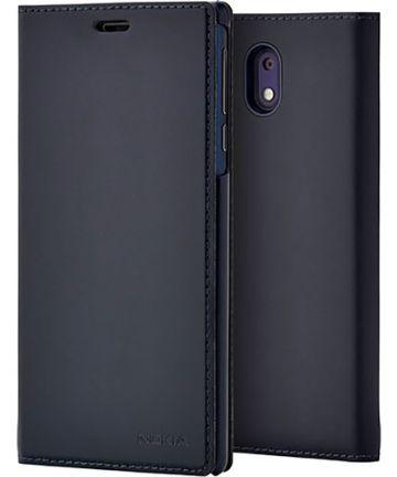 Nokia CP-303 Flip Case Nokia 3 Blauw