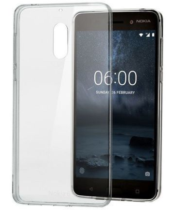 Originele Nokia Slim Crystal Cover Nokia 6