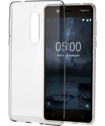Originele Nokia Slim Crystal Cover Nokia 5