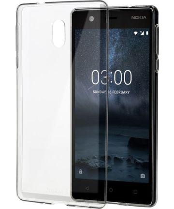 Originele Nokia Slim Crystal Cover Nokia 3