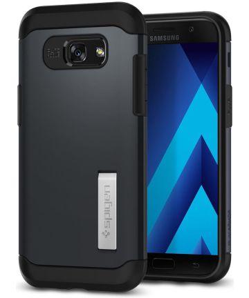 Spigen Slim Armor Samsung Galaxy A5 (2017) Grijs