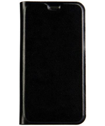 General Mobile GM6 Origineel Flip Hoesje Zwart