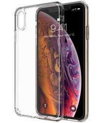 Apple iPhone X Hard Case Transparant